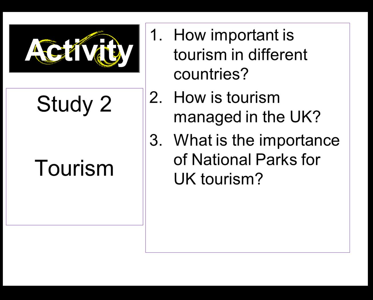 blackpool tourism case study bbc bitesize