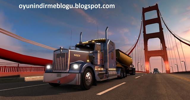 American Truck Simulator 2016 Türkçe