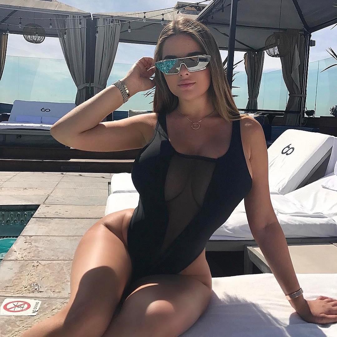 CelebGate Anastasia Mironova nude (46 photos), Instagram Celebrites image