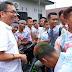 Puluhan Siswa SMK Cegat Rombongan Sihar Sitorus di Binjai