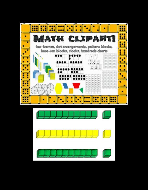 https://www.teacherspayteachers.com/Product/Mathematical-Clipart-1116215