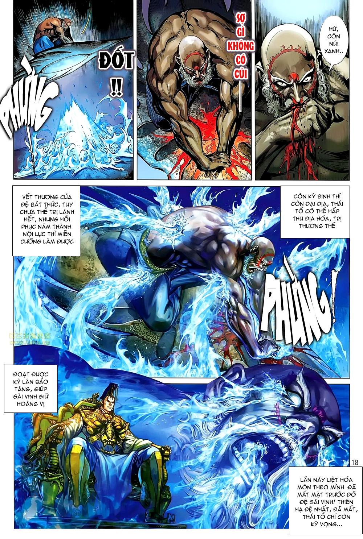 truyện tranh thiết tướng tung hoành Chapter 58/