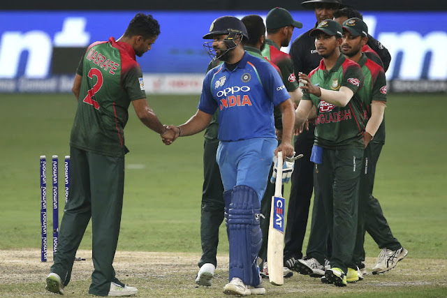 India vs Bangladesh Asia Cup 2018 Final Match
