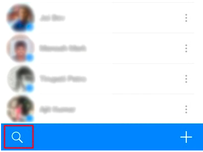 How To Find Old Messages On Facebook<br/>