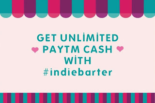 Indiebarter Website Loot : Get Free Rs.5 Paytm Cash/Signup + Rs.5/Refer