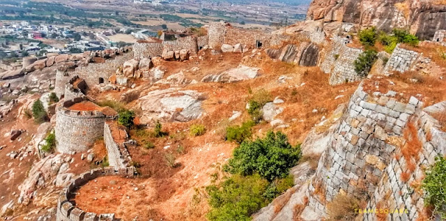 Yadgir Fort, Karnataka