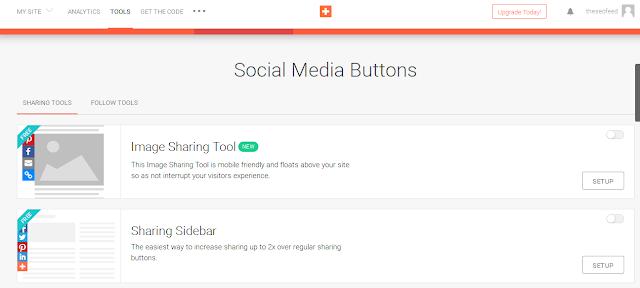 social sharing tool