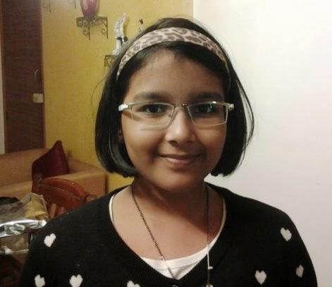 Kids Who Read: Shejuti Sengupta, Class 5, J B Petit High School for Girls, Mumbai