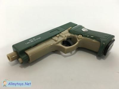 Pistol toy gun