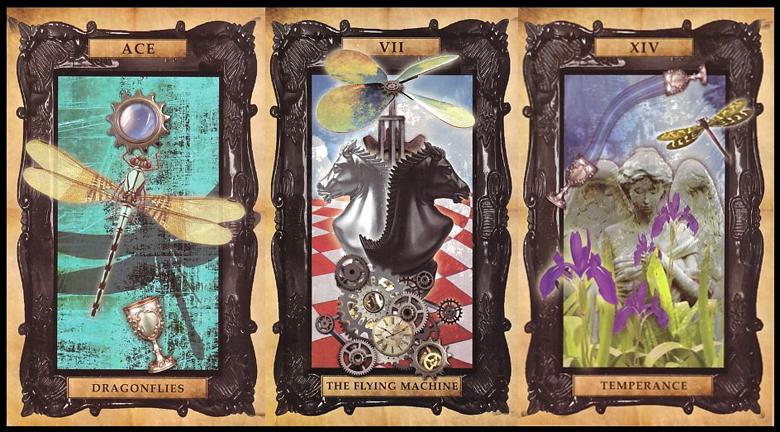 Deep Books Tarot Blog Golden Tarot Liz Dean