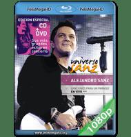 ALEJANDRO SANZ: CANCIONES PARA UN PARAISO EN VIVO (2010) FULL 1080P HD MKV