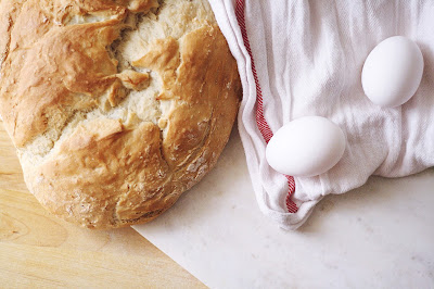 Homemade Bread, Kitchen, Cooking, NYC, Baker, Eggs, Food Blog