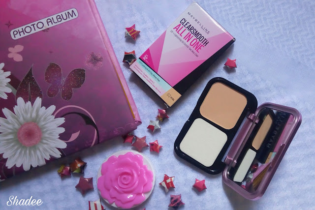 Maybelline Clear Smooth Two Way Cake