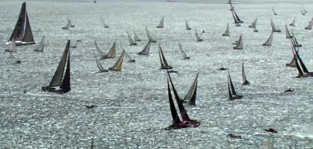 photo: Rolex Fastnet Race 2015