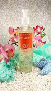 Gyada Cosmetics – Renaissance – Gel detergente micellare lenitivo - packaging