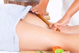 Recette massage pour en finir avec la cellulite