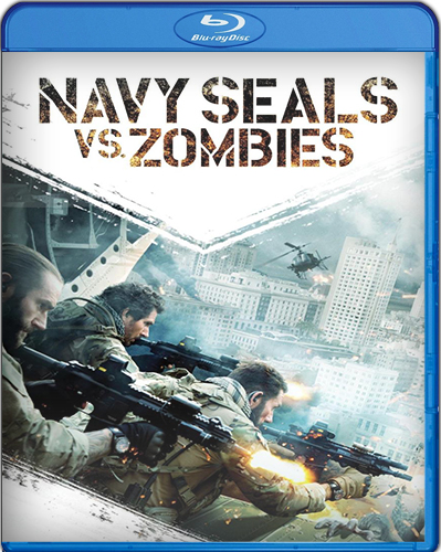 Navy Seals vs. Zombies [BD25] [2015] [Subtitulado]