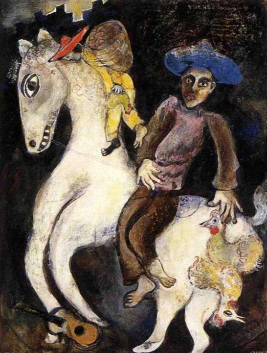 I Violini di Chagall