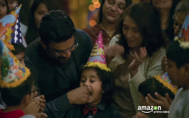 Amazon Original 'Breathe' R. Madhavan, birthday scene