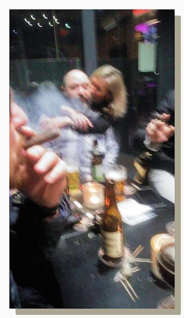 L'Homme les cigares… Soirée du samedi 24 novembre 18