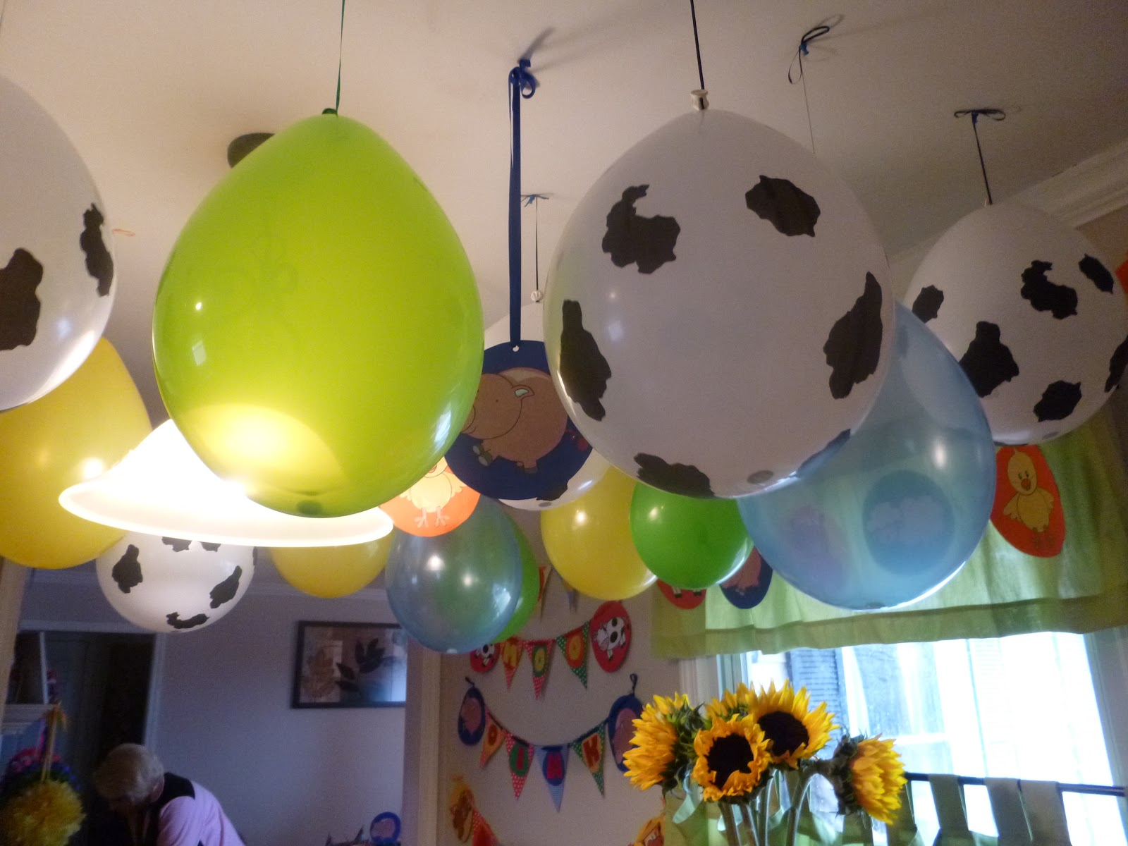 The Waxhonian Chronicles Lottie S 2nd Birthday Party Farm Animal