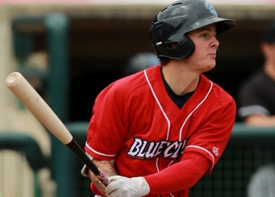 Philadelphia prospect Mickey Moniak falls from Baseball America prospect list