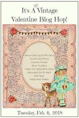 Vintage Valentine Hop