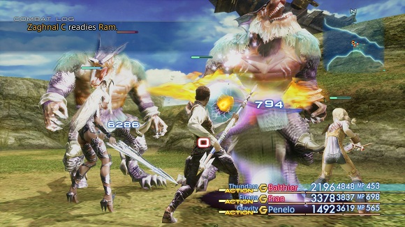 Final Fantasy XII The Zodiac Age Day 1 Edition PC Free Download Screenshot 1