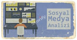 Sosyal Medya Analizi İçin 5 Önemli Fikir.