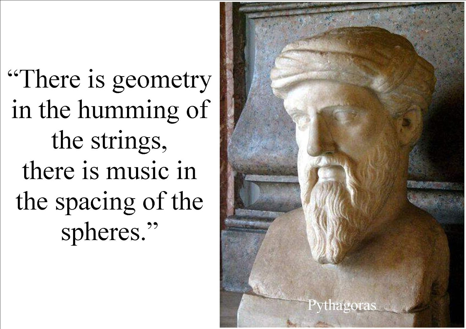 Pythagoras music of the spheres