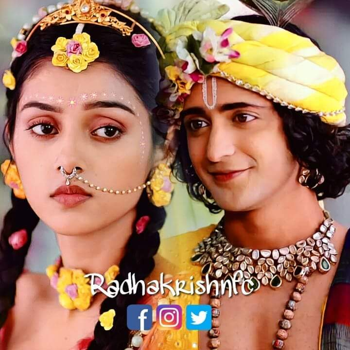 Radha Krishna Star Bharat Serial Hd Wallpapers 1080p Vinny Oleo