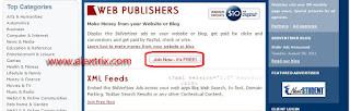 1 cara menjadi publisher Bidvertiser
