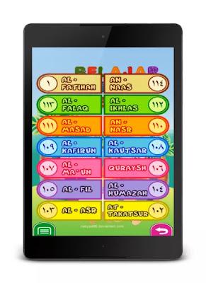 10 Aplikasi android belajar ngaji