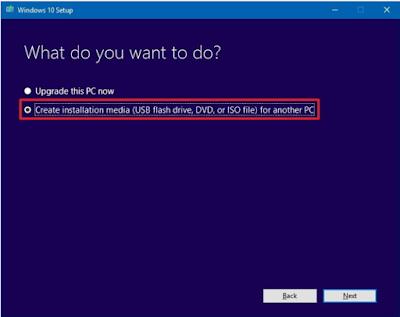 Cara Instal Windows 10 dari USB dengan Dukungan UEFI