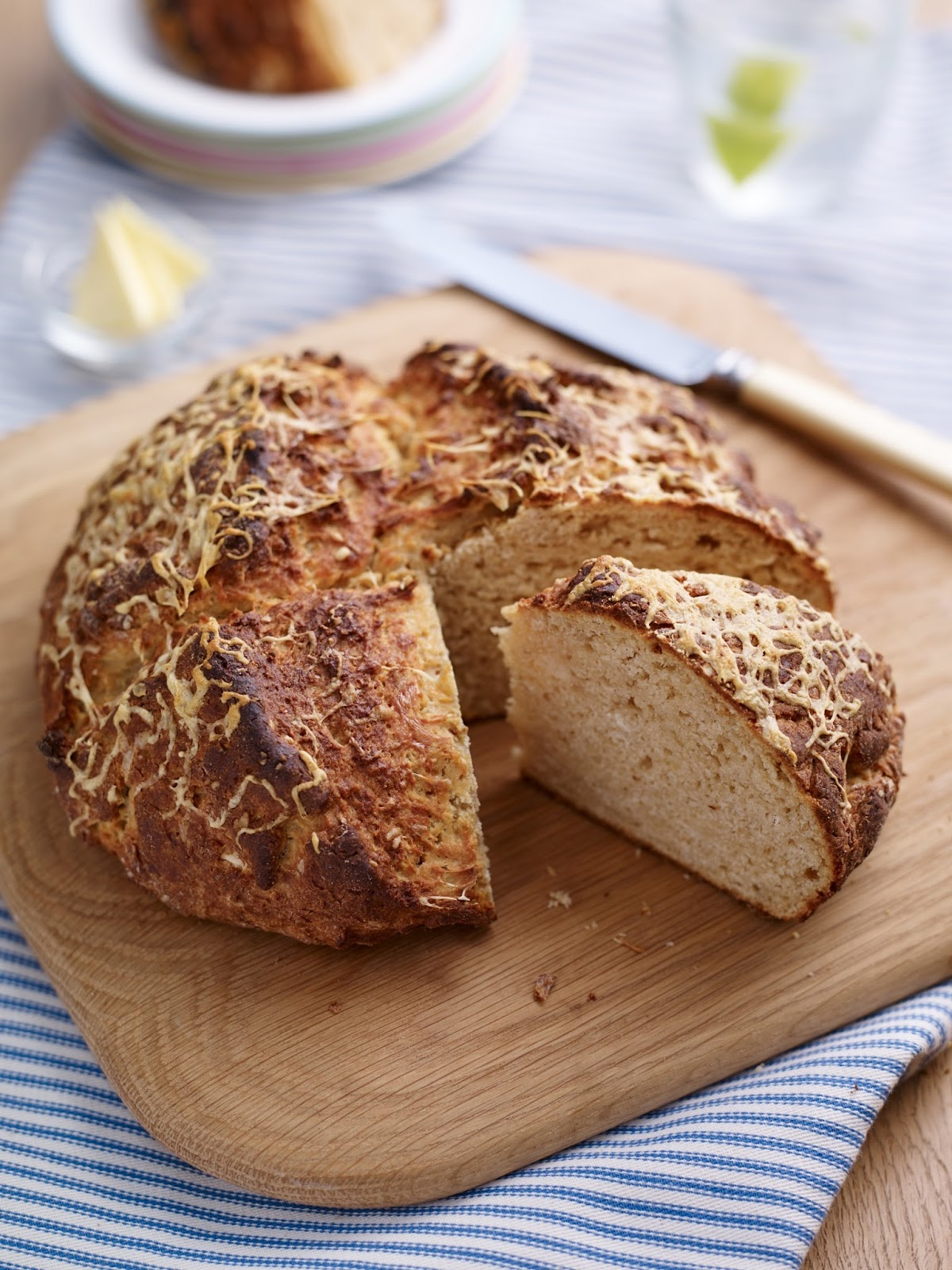 Savoury Soda Bread