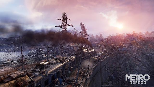 العرض الرسمي الجديد للعبة Metro Exodus في حدث The Game Awards