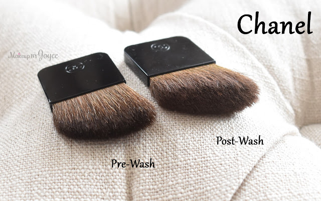 Chanel Angled Mini Travel Brush Review