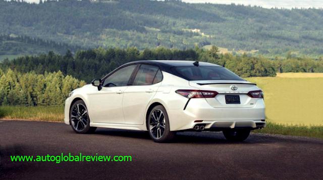 2020 Toyota Camry Hybrid USA Rumors