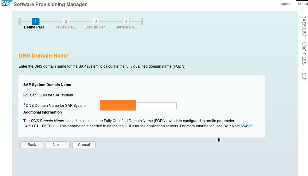 SAP S4HANA 1809 Installation complete steps with snaps