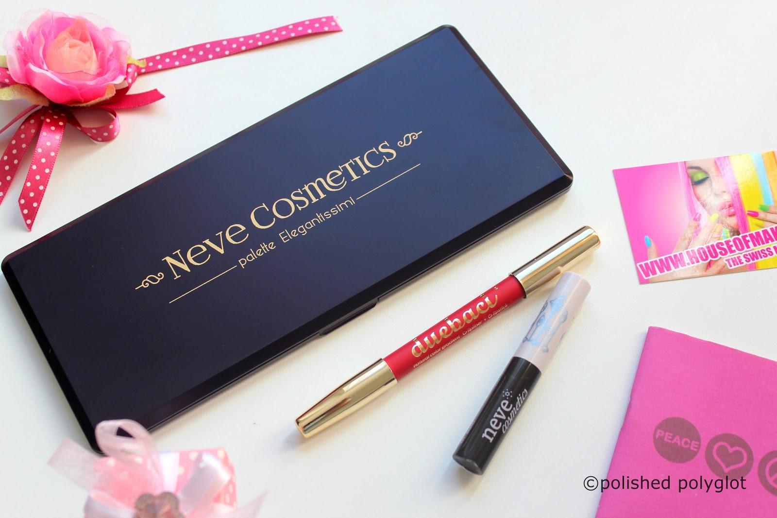 Makeup Discovering Neve Cosmetics Vegan Makeup Brand Polished Polyglot