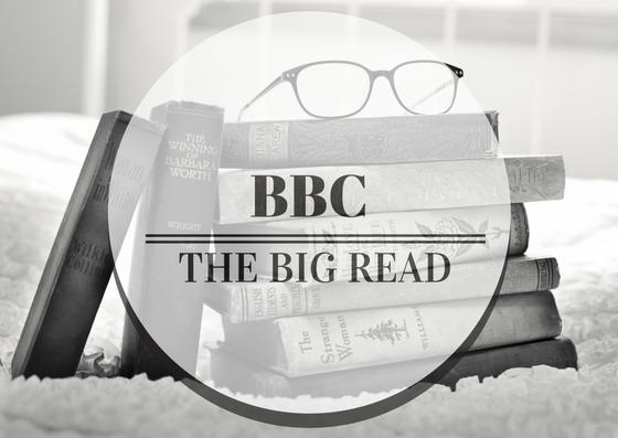 TOP 100 książek wg. BBC - noworoczne postanowienie