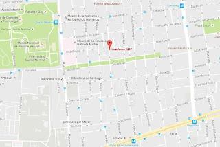 Bistro Yungay mapa ubicacion