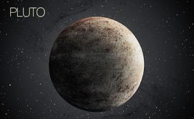 Pluto Sebagai Planet Kerdil
