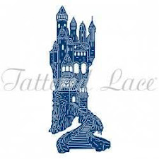 Tattered lace snow castle die. Was £29.99 now £10.99!
