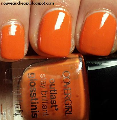 Review Amp Swatches Covergirl Summer 2013 Limited Edition Outlast Stay Brilliant Glosstini