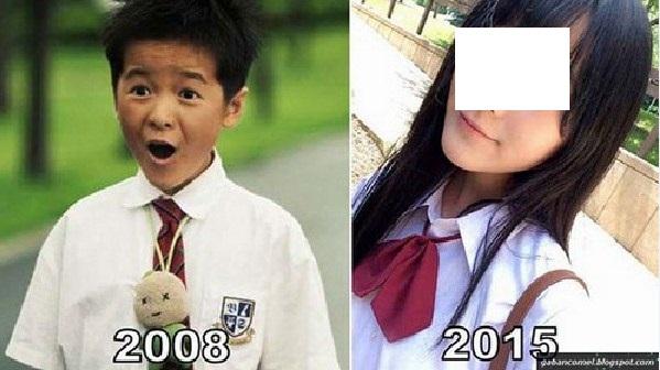 Masih Ingat Pelakon Cilik CJ7?? Wajah Terbarunya Amat Memeranjatkan! Dulu Handsome! Sekarang?? PErghh! Cun!