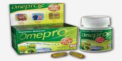Manfaat Omepros Untuk Penurun Kolesterol Jahat