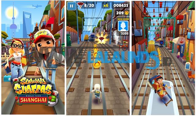 Download Game Subway Surfers 1.74.0 Terbaru APK