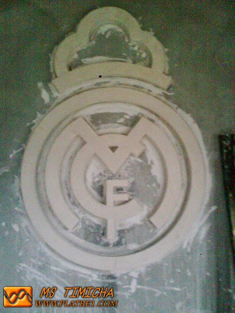 decoration  real madrid