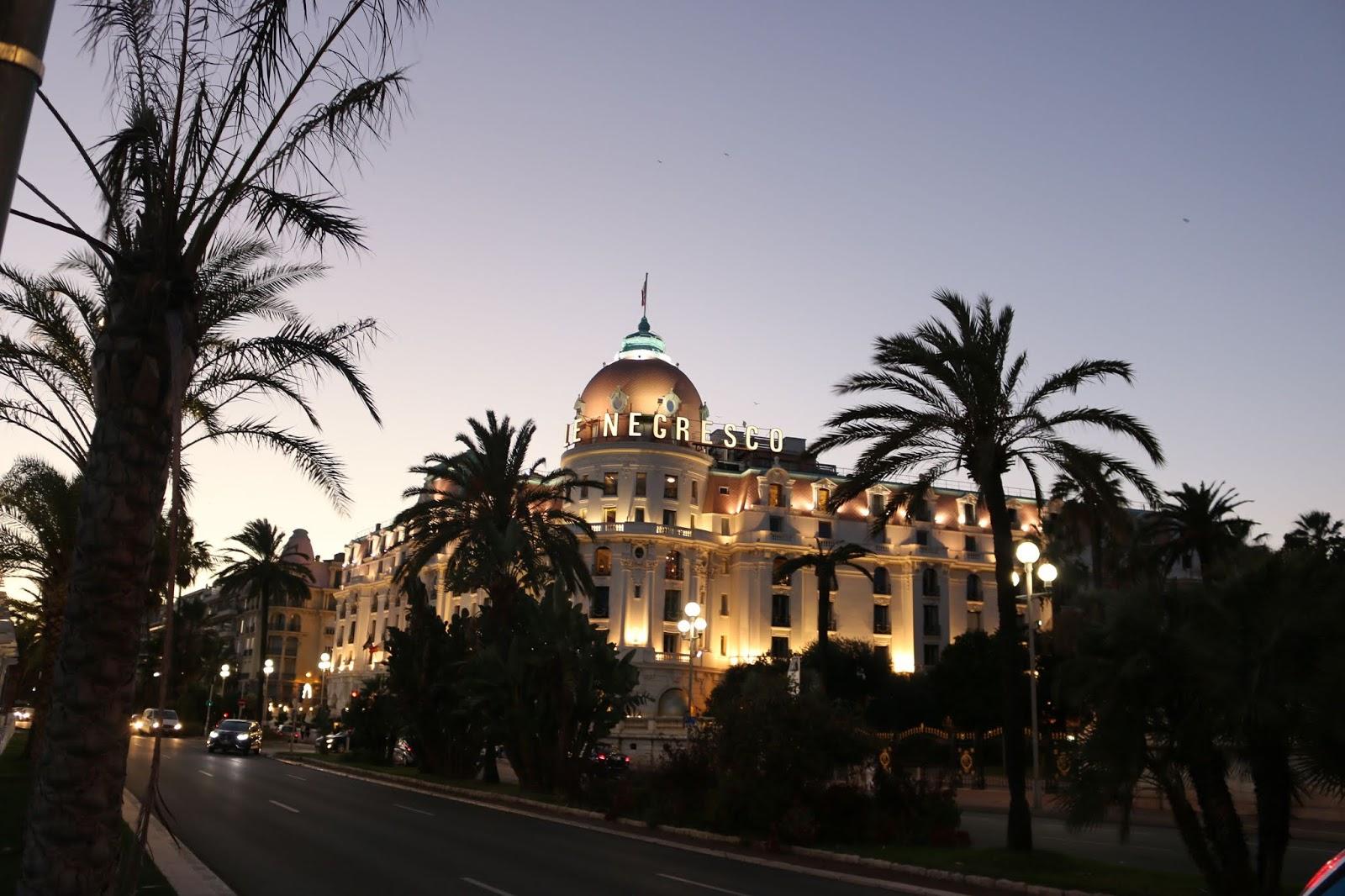 Nice Hotel Le Negresco